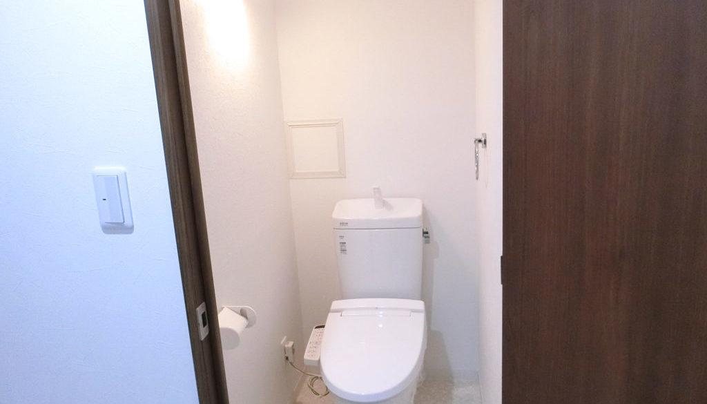 トイレ(完工後